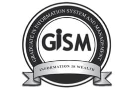 GISM (Graduate in Information System and Management)