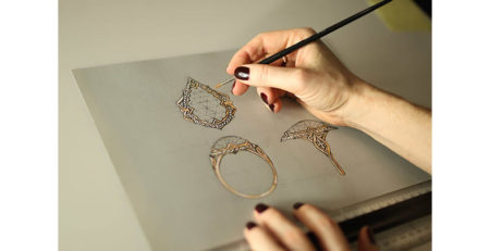 JEWELLERY (HAND DESIGNING)