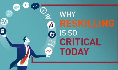 Reskilling – A Boon To Sectors