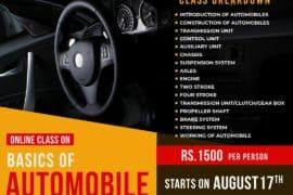 Basics of  Automobile