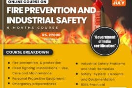 FIRE PREVENTION AND INDUSTRIAL SAFETY