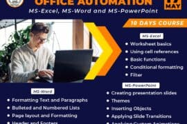 Office Automation- ONLINE