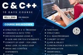 C and C++